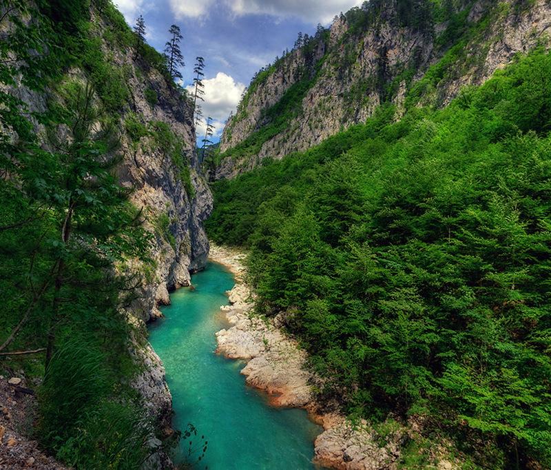 каньоны черногории фото